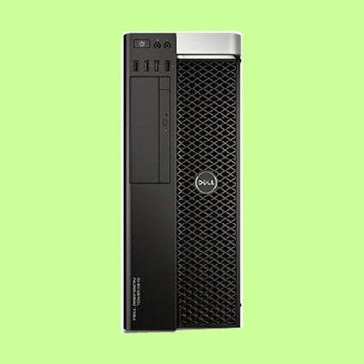 5Cgo【權宇】戴爾DELL Precision 5810直立式工作站Intel Xeon E5-1620v4