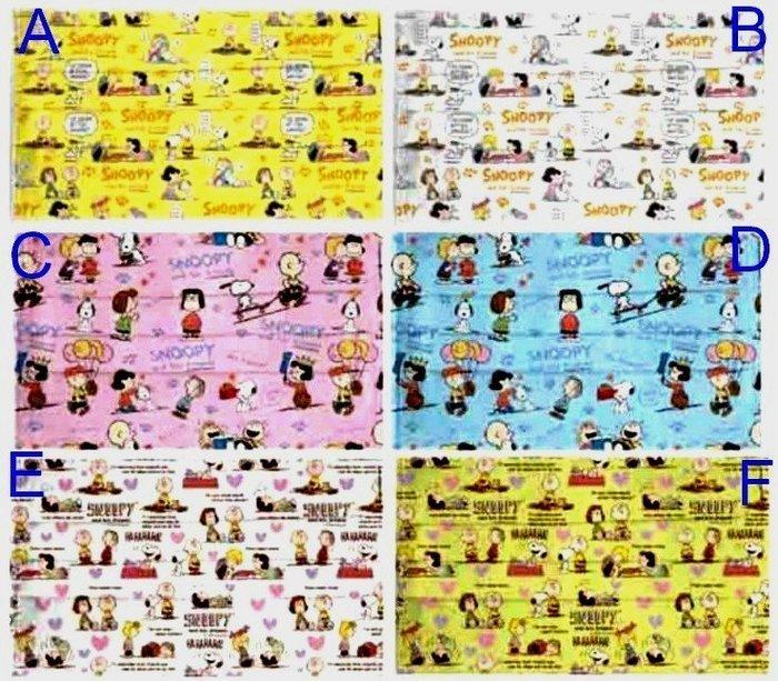 【正版】史努比 70週年 兒童口罩套 ~~六款可選~