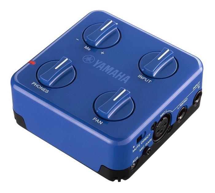 造韻樂器音響- JU-MUSIC - 全新 YAMAHA SC-02 團練盒 混音器 耳機擴大器 XLR孔