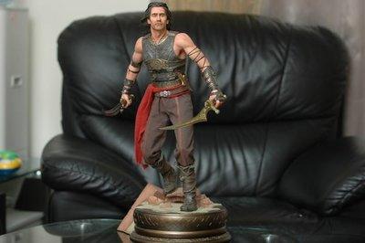 【烏龍1/2】sideshow ps3 波斯王子 時之刃 Prince of Persia  達斯坦 Dastan Premium Format  特別版 雕像