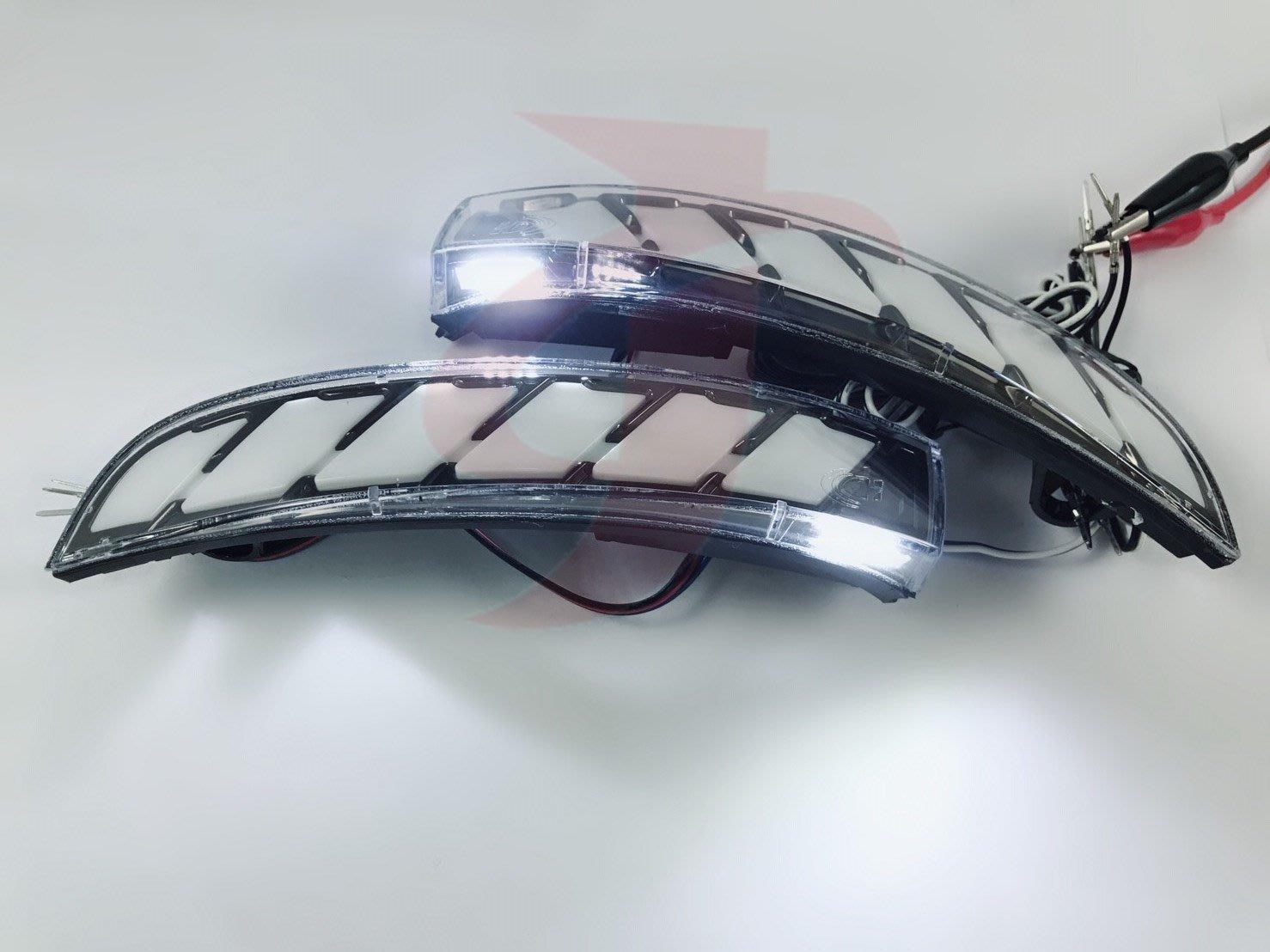 ?金強車業 FORD KUGA ESCAPE ECOSPORT 流水燈 方向燈 小燈 定位燈 啟動堆疊 免接線控制組