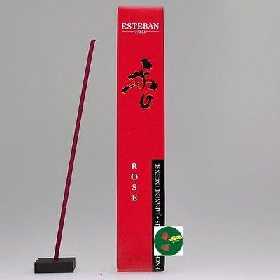 新款 ESTEBAN INITIATION 玫瑰 50支 線香 現貨