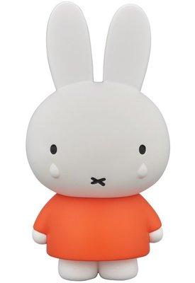 【QQ公仔物語】【AA107】【現貨】Miffy 米飛兔 UDF 哭哭的米飛兔 日本空運 日版盒裝 滿千免運