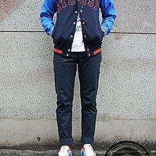 【A-KAY0】DICKIES 810【WP810DN】DARK NAVY 低腰窄版牛仔色褲 深藍