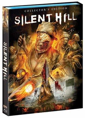 毛毛小舖--現貨 藍光BD 沉默之丘 Silent Hill 美國珍藏版