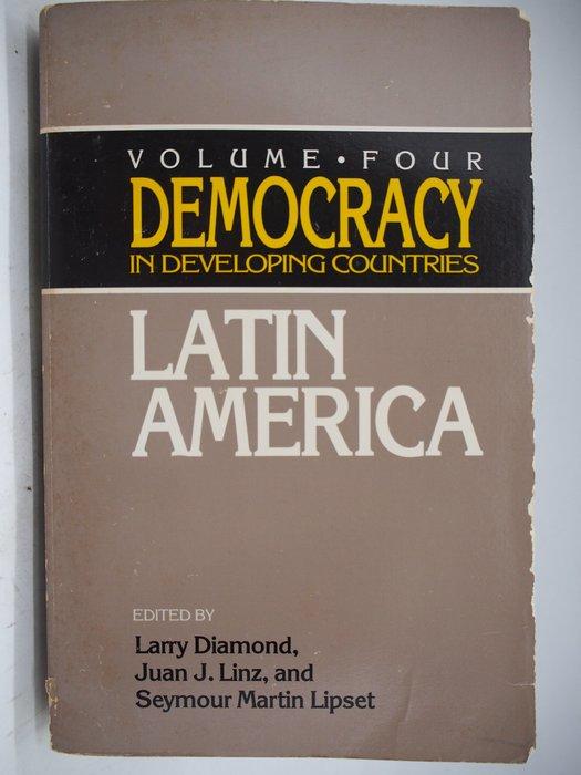 【月界】Democracy in Developing Countries:Latin America 〖政治〗AJT