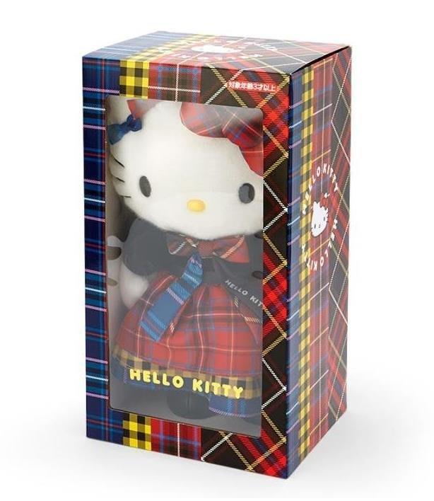 【草莓卡通館】凱蒂貓 Hello Kitty 2020年 生日娃娃 週年紀念玩偶娃娃 生日紀念娃娃  全球限量