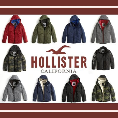 MELEK Clothes 代購正品現貨 【HOLLISTER Co.】【HCO】 HC男女風衣外套
