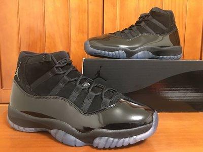 【H-Sneaker】全新 AIR JORDAN 11 RETRO CAP AND GOWN 男鞋 378037-005