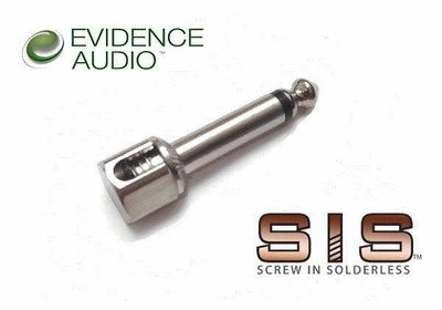 ☆ 唐尼樂器︵☆美國製 Evidence Audio SIS Monorail 免焊效果器短導線接頭