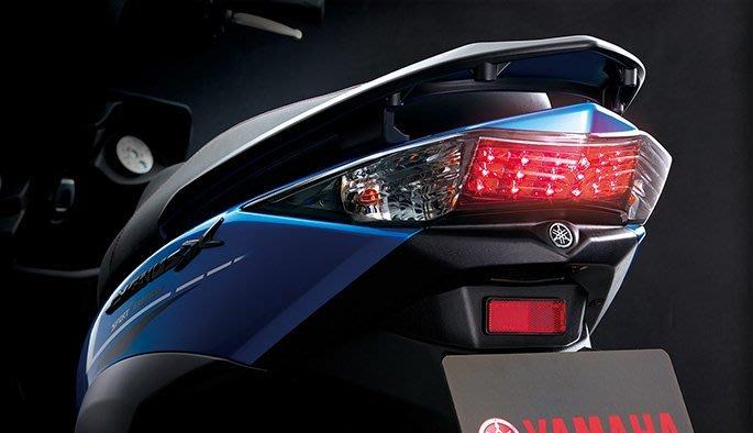【車輪屋】YAMAHA 山葉原廠零件 新勁戰三代 3代戰 後燈 LED尾燈 顏色有 燻黑 黑電鍍 紅電鍍 特價$1850