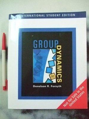 A6cd『Group Dynamics 4/e』Forsyth《Thomson》ISBN:0495007293