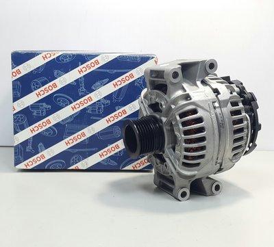 BENZ W211 M272 E280 E350 07-08 150A 發電機 BOSCH製全新 0124525054