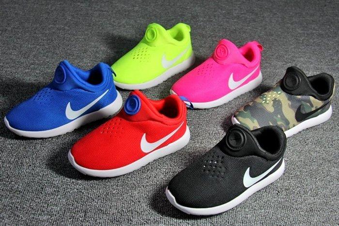 免運【日貨代購屋】代購 日本正品  春夏 最新款 NIKE 懶人童鞋 球鞋 童鞋 男 女 方便 透氣