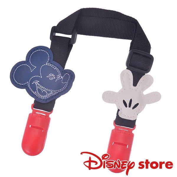 41+現貨不必等 挑戰Y拍最低價 日本限定 Disney 迪士尼商店 米奇 手帕夾  小日尼三