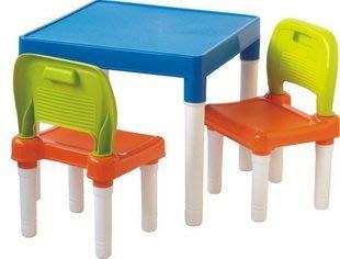 『運費0元免運」 1桌2椅/可愛兒童桌椅組/遊戲桌椅/功課桌椅/小朋友書桌/餐桌/直購價