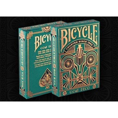 【USPCC撲克】Bicycle Goat Deco playing card S102386