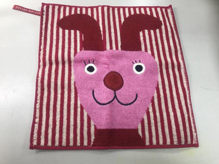 日本 ATSUKO MATANO 保野溫子 兔子方巾