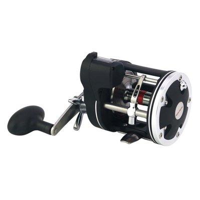 ACL50計米鼓式捲線器-左手黑色