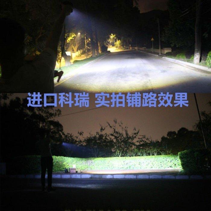 春風650寶馬射燈led射燈國賓12v摩托車改裝射燈爆閃一對聚光遠光