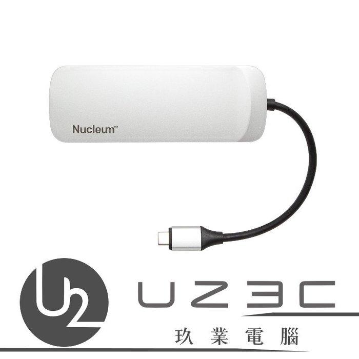 【嘉義U23C 含稅附發票】金士頓 Nucleum USB Type-C 7合一集線器 C-HUBC1-SR-EN
