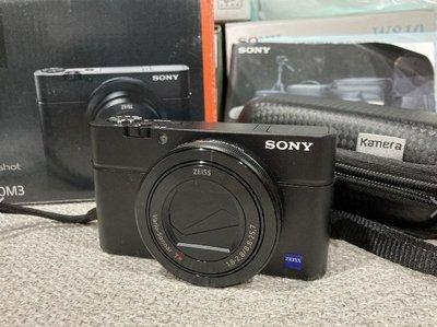 二手保固七日 SONY RX100M3 數位相機 取代RX100 RX10