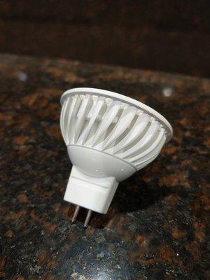 [明冠燈光]-5W LED燈泡/mr16杯燈/取代天花板50W鹵素小崁燈