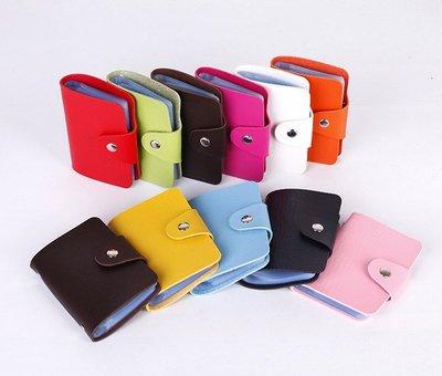 卡包20卡位 信用卡包 信用卡夾 多用途卡包 24卡位双面插卡
