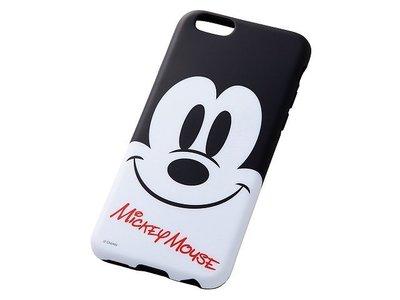 尼德斯Nydus~* 日本 迪士尼 米老鼠 米奇 Mickey 軟殼 手機殼 大臉款 4.7吋 iPhone6
