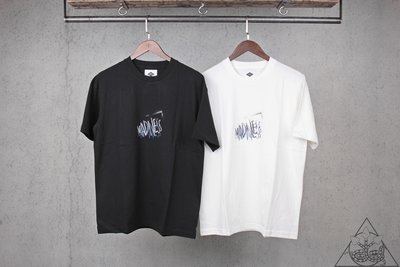 【HYDRA】Madness Overlap Logo Stamp Print Tee Mdns 短T【MDNS057】