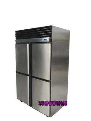 《利通餐飲設備》RS-R2005 4門-深80 (全藏) 瑞興 四門冰箱 冷凍庫冷凍 冷藏 冷藏櫃~瑞興冰箱 立式冰箱