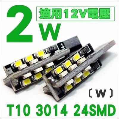 ◇光速LED精品◇ T10 24晶 S...