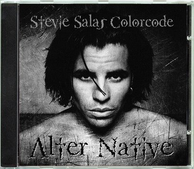 Stevie Salas Colorcode - Alter Native 二手日版