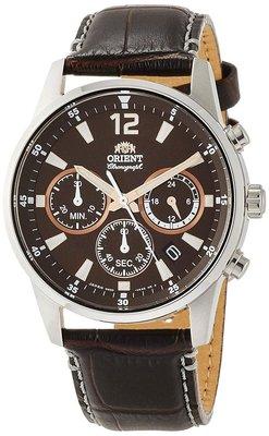 日本正版 Orient 東方 SPORTS RN-KV0005Y 日本製 男錶 男用 手錶 日本代購