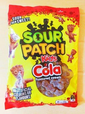 ※澳洲代購-預購※澳洲SOUR PATCH 酸酸軟糖-Cola可樂口味(2020.03新登場) $200/包