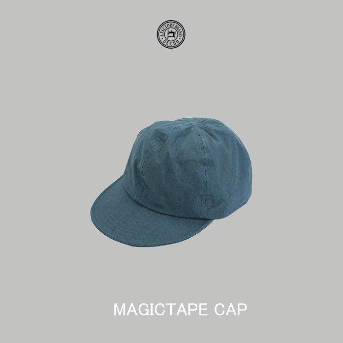 WaShiDa【9-3AD18】DECHO 日本品牌 日本製MAGICTAPE CAP 短帽簷  可調 - 預訂