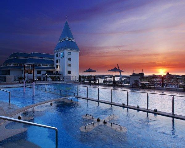 @瑞寶旅遊@福容漁人碼頭【入住海景家庭房】含早餐『平均一晚只要3999元』