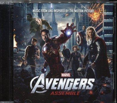 【嘟嘟音樂2】復仇者聯盟 Avengers Assemble 電影原聲帶