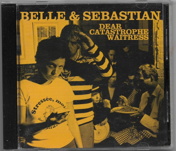 BELLE & SEBASTIAN / DEAR CATASTROPHE WAITRESS /二手