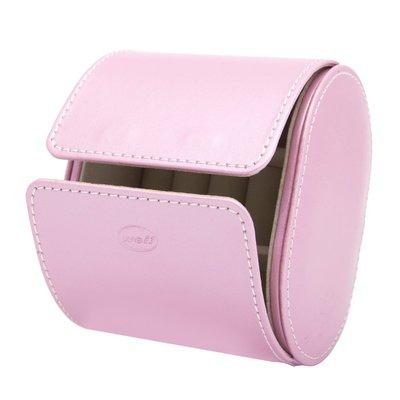 ♥露意莎♥ M15036  攜帶式旅行小巧皮革磁扣戒指項鍊耳環首飾收納箱 收納盒 皮質飾品盒 置物盒 珠寶盒 展示盒 台中市