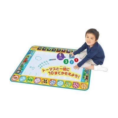 JP購✿16011500001 畫布墊玩具 湯瑪士 湯瑪士小火車 兒童玩具墊 塗鴉畫玩具 畫板 地板畫墊玩具 神奇畫布