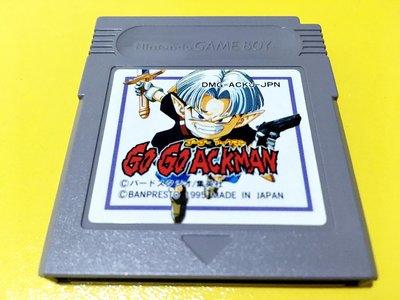 幸運小兔 GB遊戲 GB 惡魔少年 GO GO ACKMA 任天堂 GameBoy GBC、GBA D6