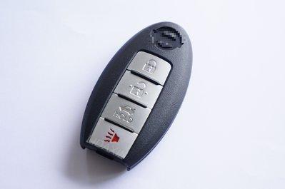 NISSAN BLUEBIRD LIVINA  TIIDA TEANA I-KEY智能感應式遙控晶片鑰匙外殼