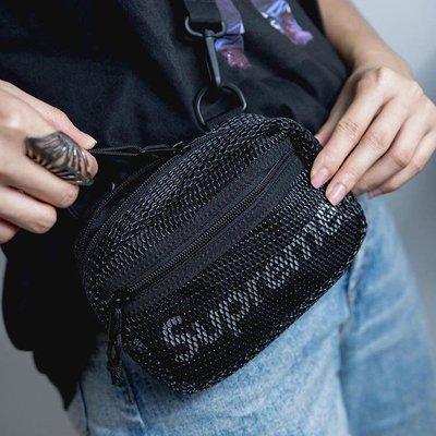 XinmOOn SUPREME 2020SS SHOULDER BAG 洞洞包 側背包 斜背包 小包 經典 新品 最高