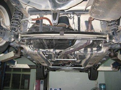 CS車宮車業 SPR 底盤強化套件 TOYOTA CORORLLA ALTIS 10Th 後下扭力桿