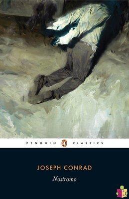 [文閲原版]康拉德:諾斯特羅莫 英文原版 Nostromo: A Tale of the Seaboard