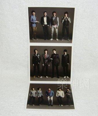 (Break Down) Super Junior-第三擊 SORRY, SORRY【B版三連發 寫真套卡】全新!免競標~