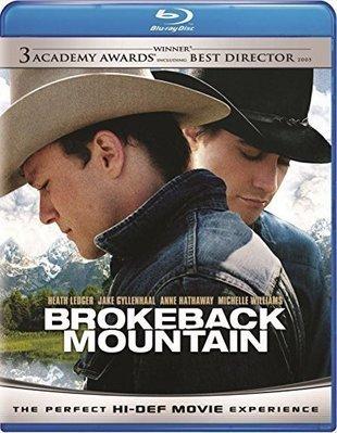 BD 全新美版【斷背山】【Brokeback Mountain】李安