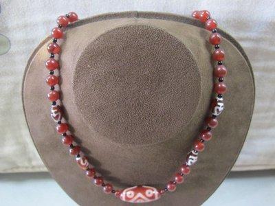 二手舖 NO.3185 天眼珠項鍊 手鍊 項鍊 手珠 首飾飾品