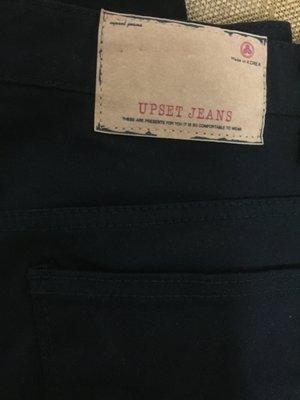 UPSET韓版休閒褲28腰。台中可面交